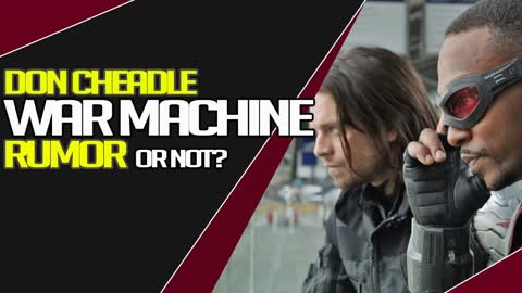Don Cheadle Joining as WarMachine for WinterSoldier and Falcon?