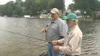 Bass Fishing on Lake Hopatcong