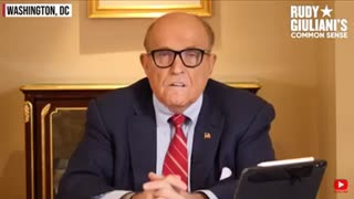 Rudy guiliani on the Biden Crime family DRAIN THE SWAMP