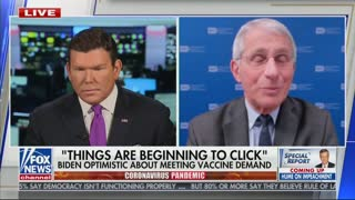Fauci Says Masks Can Come Off When Virus 'Is Not A Threat At All'
