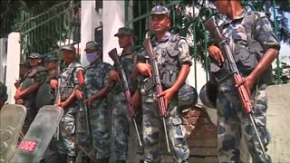 Nepal adopts constitution born of bloodshed, compromise - Video