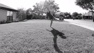The Unicyclist - First Video
