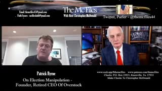 Former Overstock CEO, Patrick Byrne, describes the cyber security team