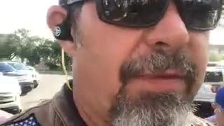 Bikers for Trump Chris Cox Video 1