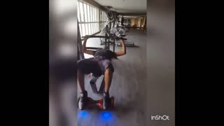 Me at the Gym.. - Video