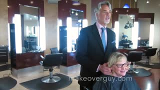 MAKEOVER: I'm Really Happy,by Christopher Hopkins, The Makeover Guy® - Video