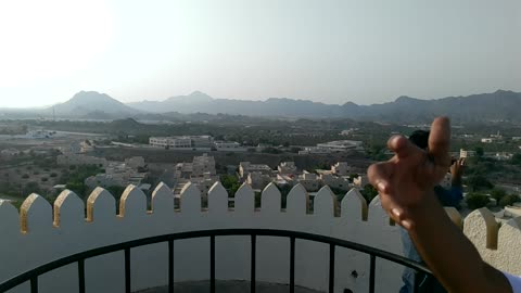 Oman- A beautiful organized city