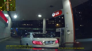 Gas Station Fail - Video