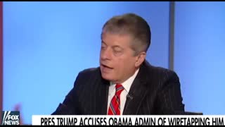 "Judge Napolitano: Obama Wiretap Order Would Be ""Profoundly Unconstitutional But Legal"" - Video"