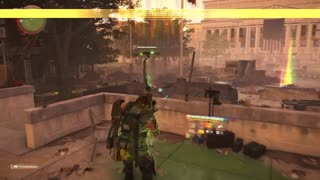 The Division 2 Blueprint bug