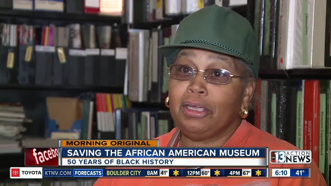 Saving The African American Museum