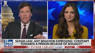 Tucker Guest Cathy Areu: 'Women Cannot Be Sexist'