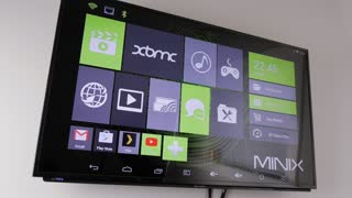 MINIX Neo Z64 TV Box Review (Android Version) - Video