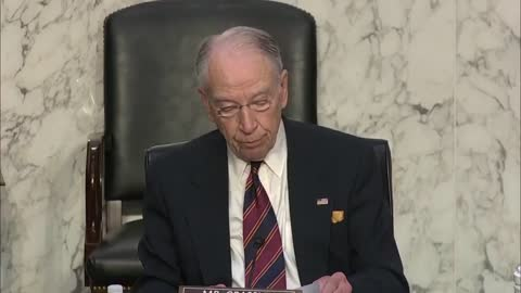 Sen. Grassley Called Out Democrats For Election Law Lies