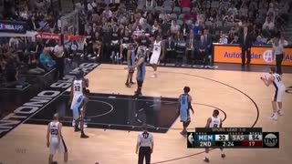 Kawhi Leonard ENDS Marc Gasol's Existence with NASTY One-Handed Dunk - Video