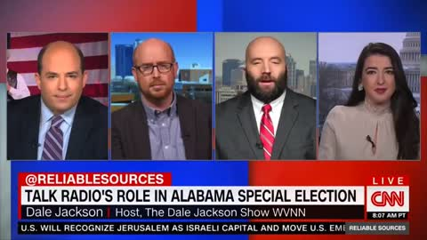 Alabama Radio Host Rips Into CNN and Explains Why People Don't Trust Them Right to Their Face