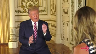 President Trump Interview with Lara Trump - The Right View 3/30/21