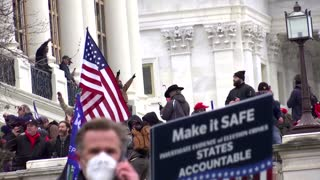 Tear gas, injuries as chaos grips U.S. Capitol