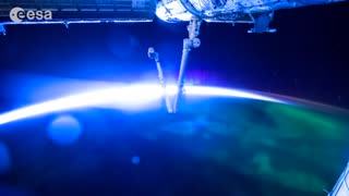 Stunning timelapse images of Earth compiled by astronaut - Video