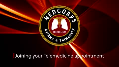 Joining you Telemedicine ZOOM apointment