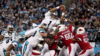 Cam Newton Explains Reason For Not Diving On Fumble in 4th Quarter - Video