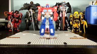 REVIEW CiiC Battalion Optimus Prime - Video
