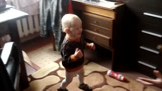 Happy baby - Video