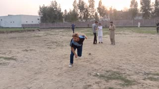 That's was my bowling style