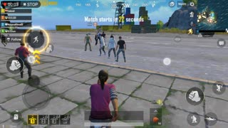 Pubg Mobile Game Best Clothes in Start Match Land