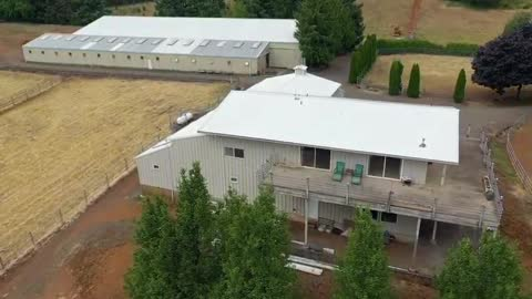 Dream Equestrian Estate on Nearly 20 acres ~ Video of 34260 NE Old Parrett Mountain Rd (1)