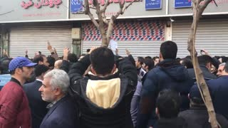 Thousands throng Tehran funeral of key moderate Rafsanjani - part 2 - Video