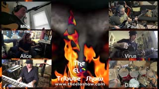 THE ELO TRIBUTE SHOW - Living Room Sessions - 3