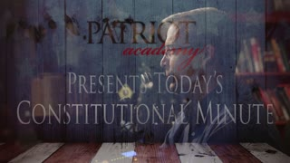 Presidential Succession - Today's Constitutional Minute