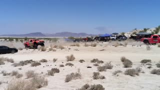 Baja 500 2015 Accident - Video