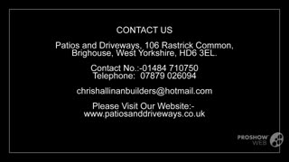 Resin Driveways Huddersfield - Video