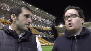 Tim Spiers and Nathan Judah on Wolves' 3-3 draw with Bristol City - Video