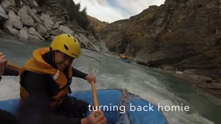Action Day on Queenstown - Video