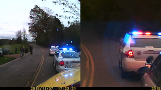 Stormer Road Crash - Video