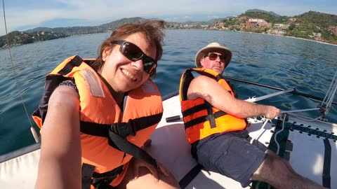 Couple's Hilarious Struggle With Gopro Voice Command