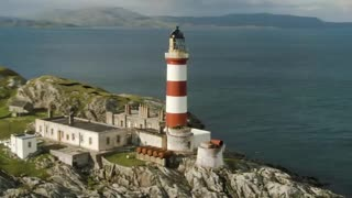 Lighthouse in a beautiful place