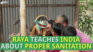 Meet Zari - Afghanistan's First Sesame Street Character - Video