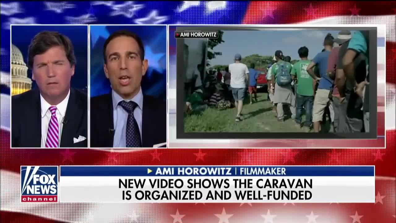 Michael Berry - Filmmaker discusses what he found after embedding the migrant caravan