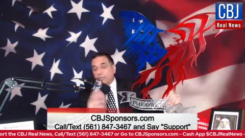 CBJ Real News Show (Part 120): Deception is Being Exposed in America