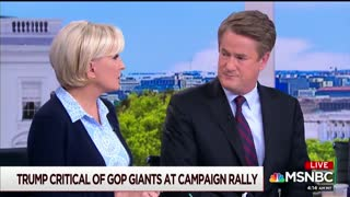 Scarborough Turns Venom on Trump Rally Crowd: 'The 6,500 Meanest People' - Video