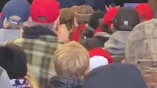 Donald Trump JR. Rally