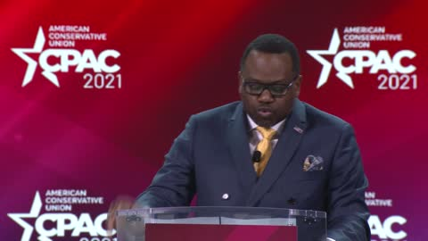 CPAC 2021- Remarks by Autry Pruitt