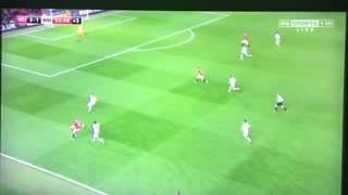 GOOAL! Ibrahimovic second goal vs West Ham (4-1) - Video