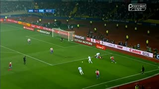 Argentina vs Paraguay 6 – 1   All Goals and Highlights   Copa America 2015 - Video