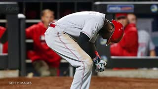 Cincinnati Reds' Brandon Phillips Has One of The Most Painful At Bats - Video