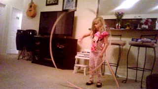 Ribbon Dance Trick - Video